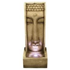 Slimline Sandstone Buddha Wall