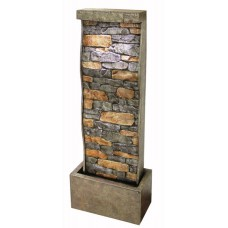 Curved Sheet Brick Effect