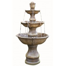 Large 4 Tier Classic Fountain