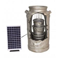 Solar Milk Churn