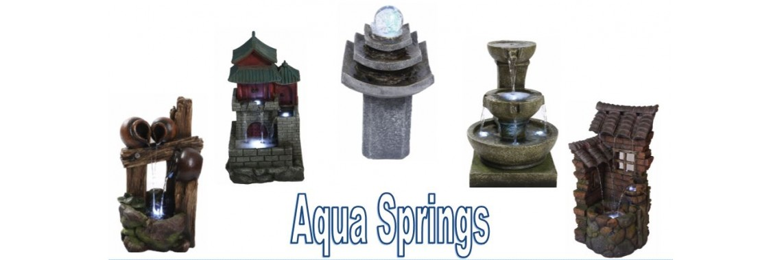 2017 Aqua Creations Water Features 2