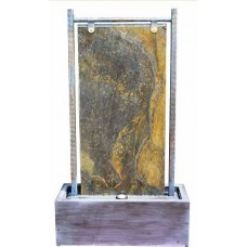 Treviso Zinc Metal (granite sheet)
