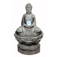 Medium Buddha Crystal Ball
