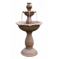 3 Tier Rust Fountain