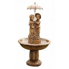 2 Girls Under Umbrella