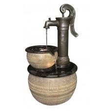 Mediterranean Bowls with Pump