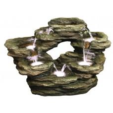 7 Fall Oval Rock